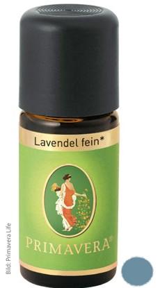 Ätherisches Öl: Lavendel fein bio/DEMETER 10ml