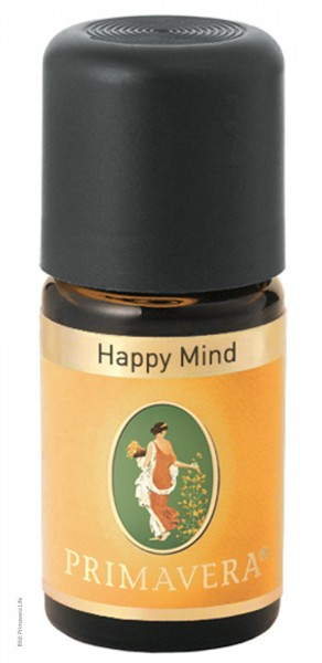 Ätherische Ölmischung: Happy Mind 5ml