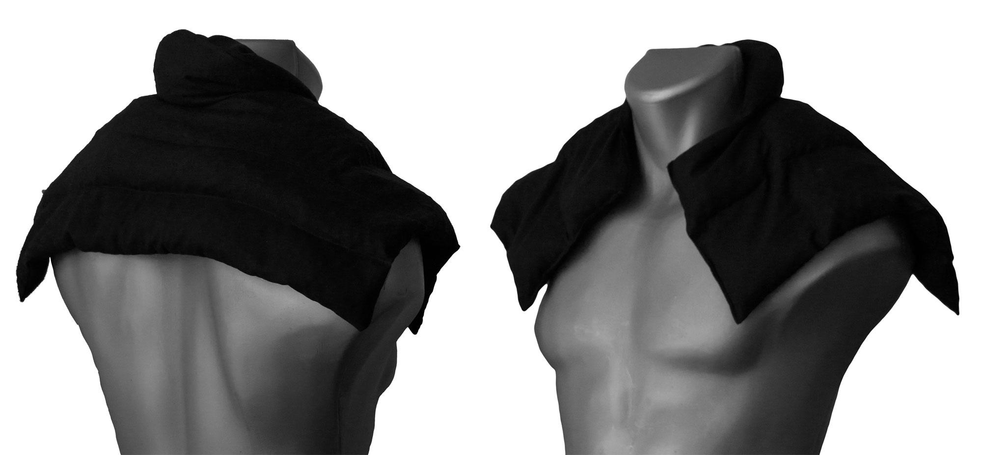 Nacken Wärmekissen schwarz