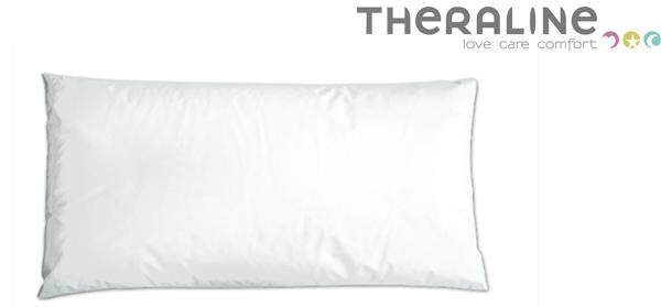 theraline mikroperlen kopfkissen 57x28cm perlen kissen spelzkissen schlafkissen giraffenland. Black Bedroom Furniture Sets. Home Design Ideas