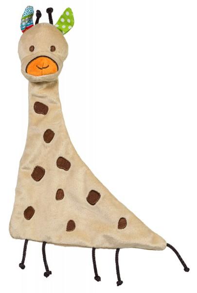Schnuffeltuch Giraffe