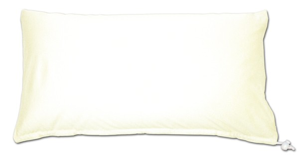 Kissenbezug 67x38cm weiß (20)