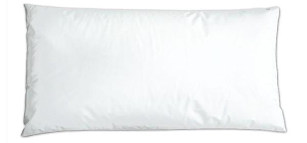 80x40cm Polyester-Hohlfaser Kopfkissen Theraline