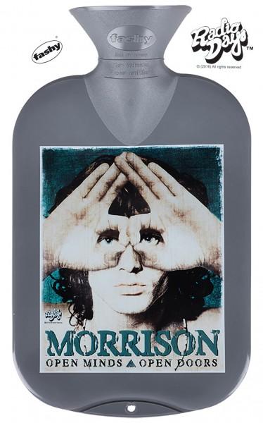fashy Wärmflasche 2l Radio Days Morrison grau