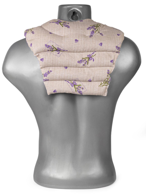 Kirschkernkissen Rücken Nacken Wärmekissen