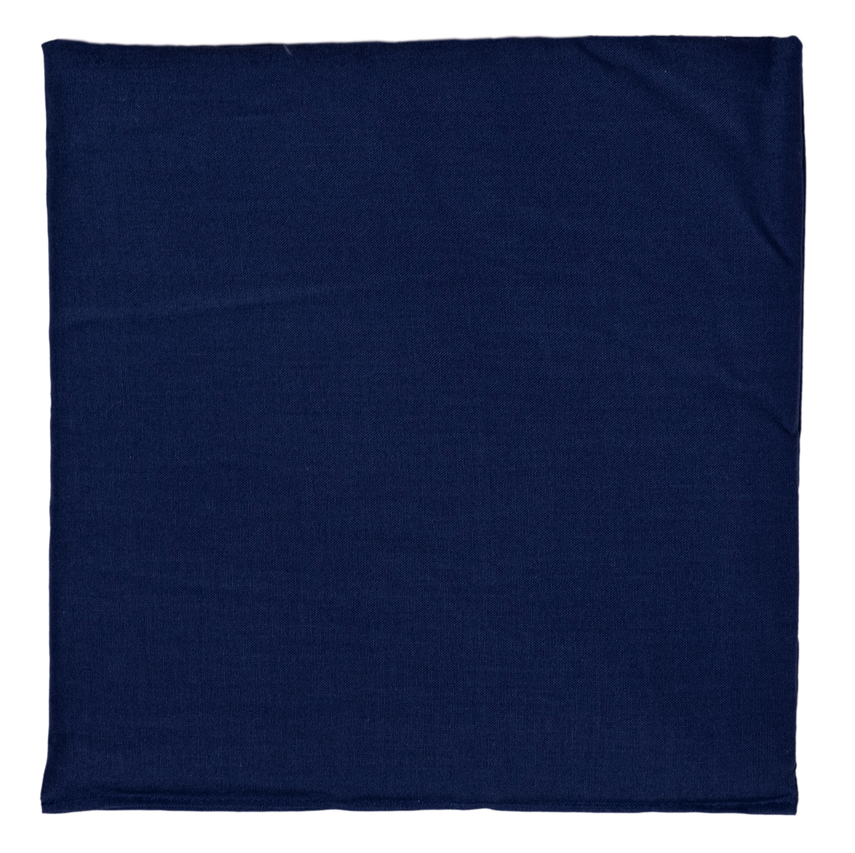 Kirschkern Wärmekissen dunkelblau