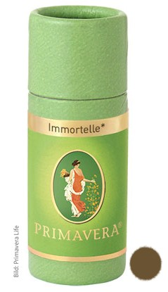 Ätherisches Öl: Immortelle bio 1ml
