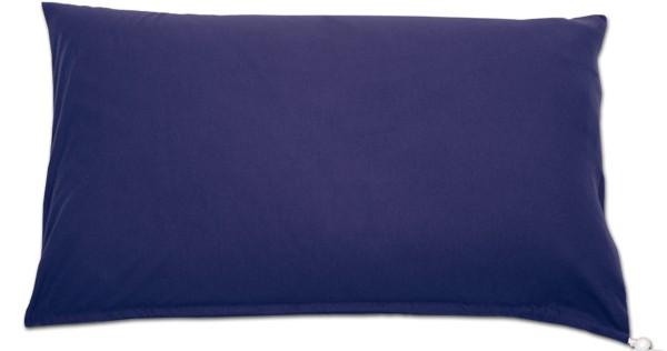 Kissenbezug 67x38cm dunkelblau (26)