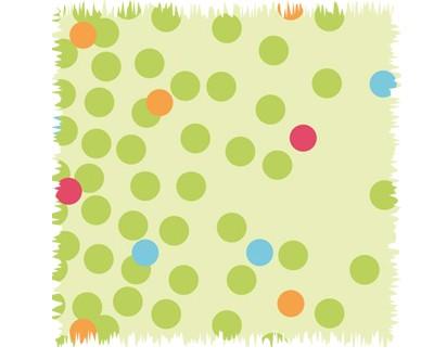 Stillkissenbezug für 180x34cm (18) Bubbles grün