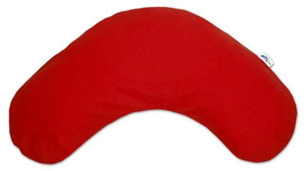 Bezug für Nackenkissen 110x34cm XXL (24) rot