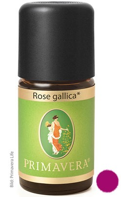 Ätherisches Öl: Rose gallica bio 5ml