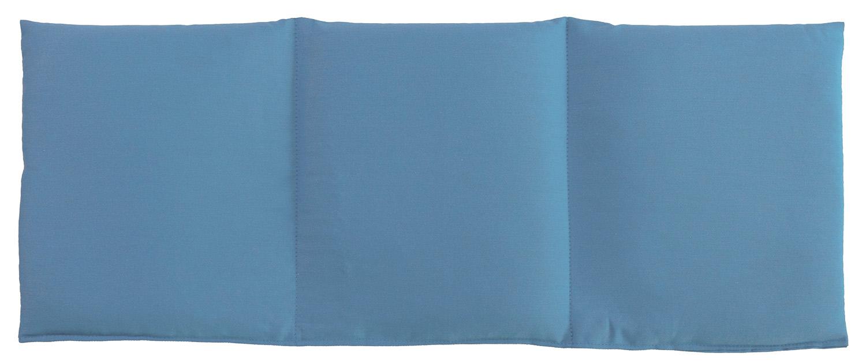 Rapssamenkissen hellblau