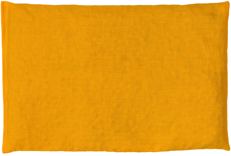 Kirschkernkissen 30x20 mango