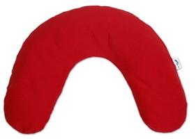 Bezug für Nackenkissen 100x21cm (24) rot
