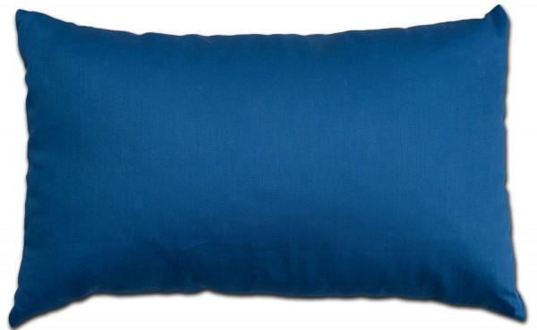 Kräuterkissen blau