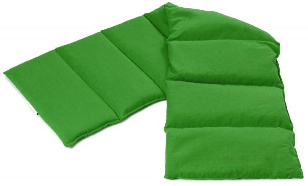 8-Kammer Wärmekissen froschgrün