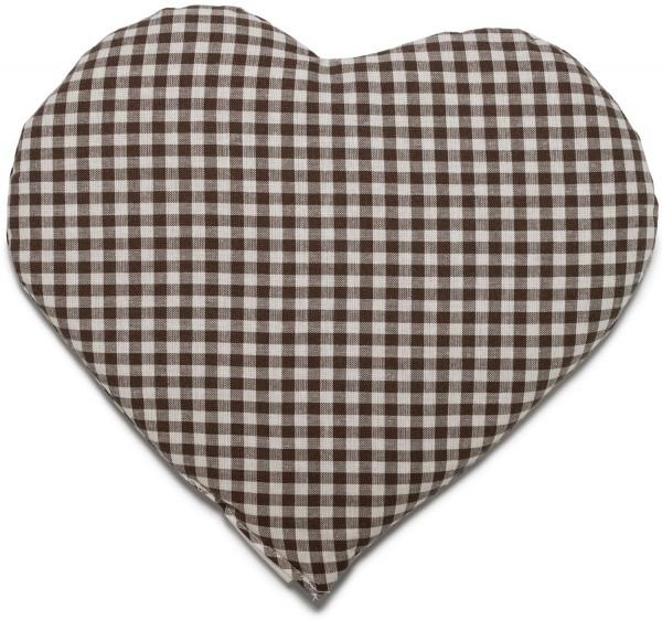 Zirbenholzkissen Herz