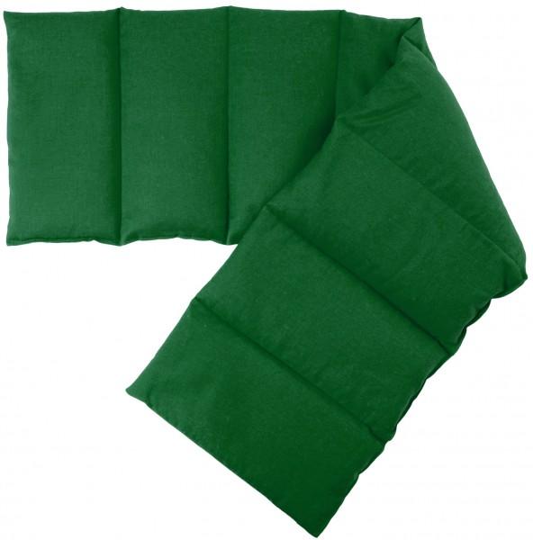 8-Kammer Wärmekissen grün