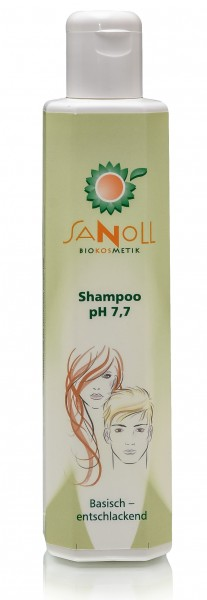 Shampoo Basisch PH 7,7 200ml