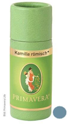 Ätherisches Öl: Kamille römisch, bio/DEMETER 1ml
