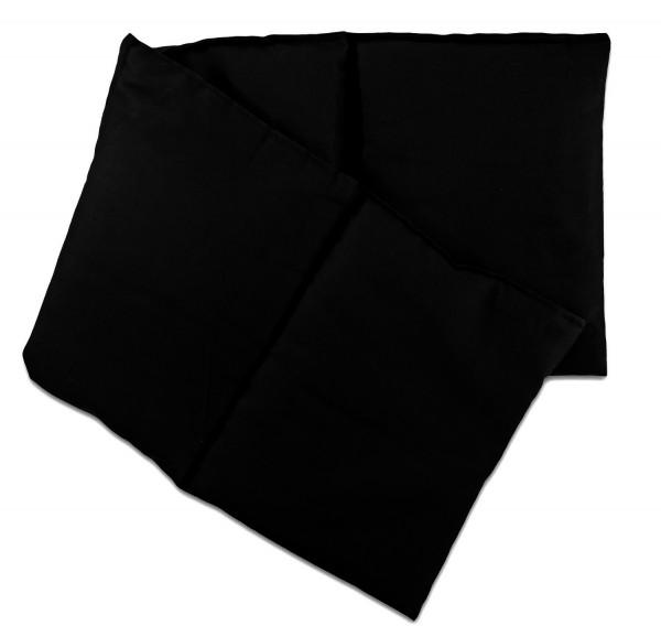 schwarzes Wärmekissen