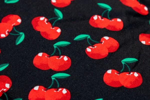 Wärmekissen 19x19 Cherry-Black