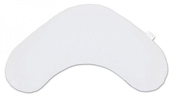 -> Bezug für Nackenkissen 110x34cm XXL (20) weiß