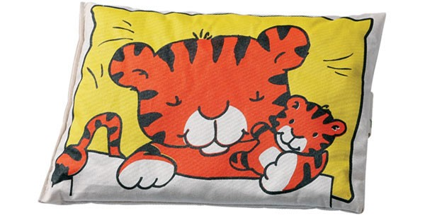 -> Kirschkernkissen Kinder 20x15 Tiger