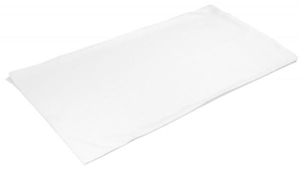 Inlett weiß Baumwolle