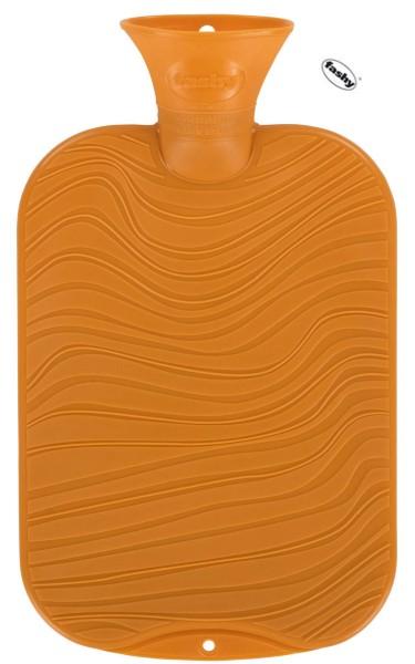 Wärmflasche orange