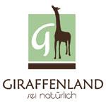 Logo giraffenland Wärmekissen, Körnerkissen und natürliche Kissenfüllungen
