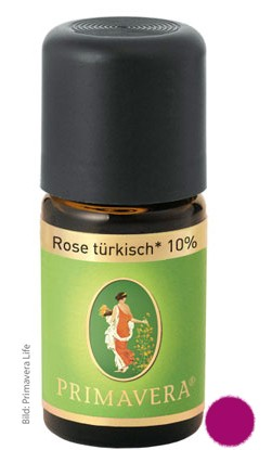Ätherisches Öl: Rose türk. 10% 5ml
