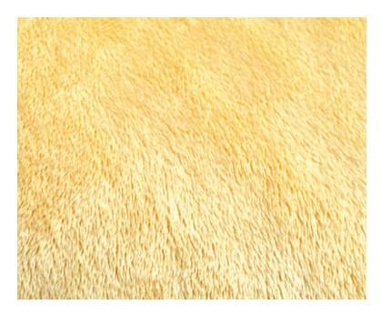 Bezug für den Plüschmond 140x27cm (92) gelb