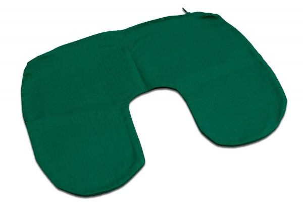 Kissenbezug grün | Nackenstützkissen
