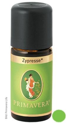 Ätherisches Öl: Zypresse bio 10ml