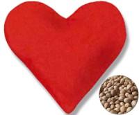 Kirschkernsäckchen Herz