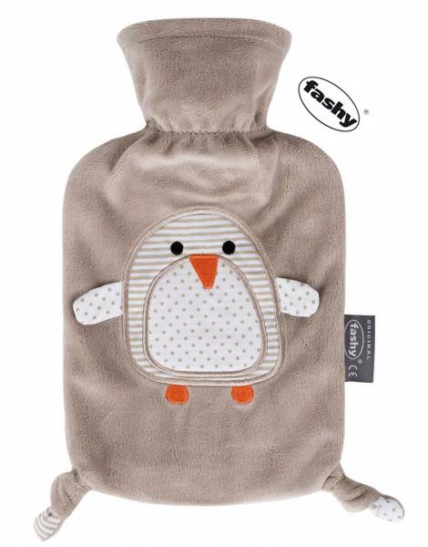 Kinder Wärmflasche Pinguin