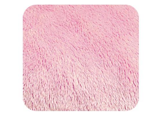 -> Stillkissenbezug 190x38 -96- Mikroplüsch Rosa