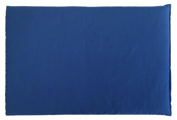 Wärmekissen Bio blau