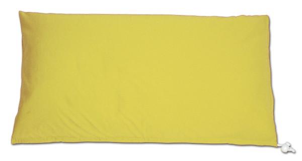 -> Kissenbezug 67x38cm gelb (84)