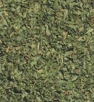 Füllstoff Pfefferminzblätter geschnitten  250g