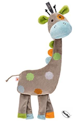 Kinder Wärmekissen Kuscheltier Giraffe