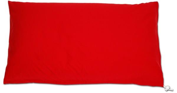 Kissenbezug 67x38cm rot (24)