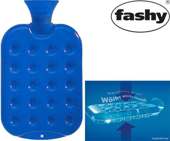 Wärmflasche 1.2 Kissen-Wärmflasche blau 6425