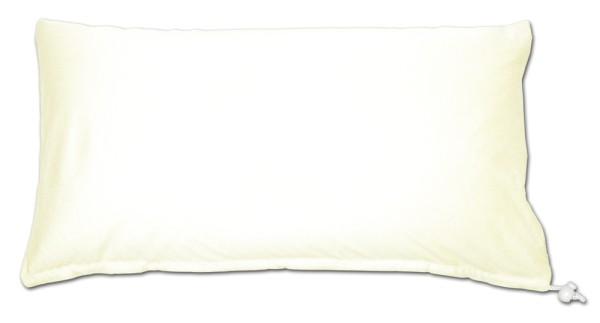Kissenbezug 57x28cm weiß (20)