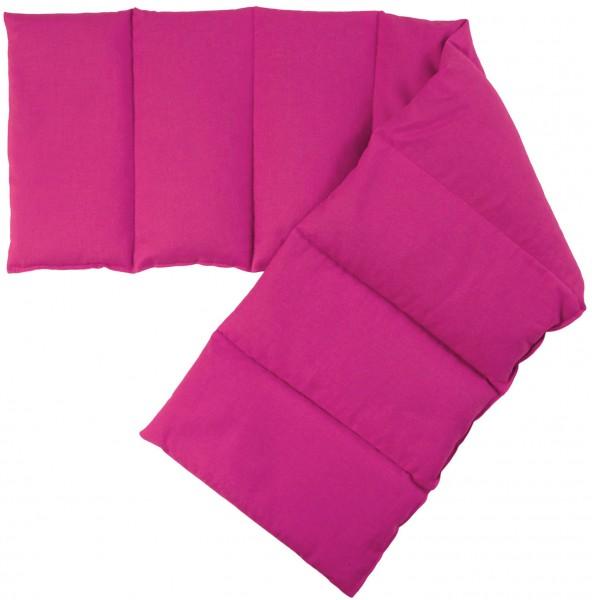 8-Kammer Warmekissen pink