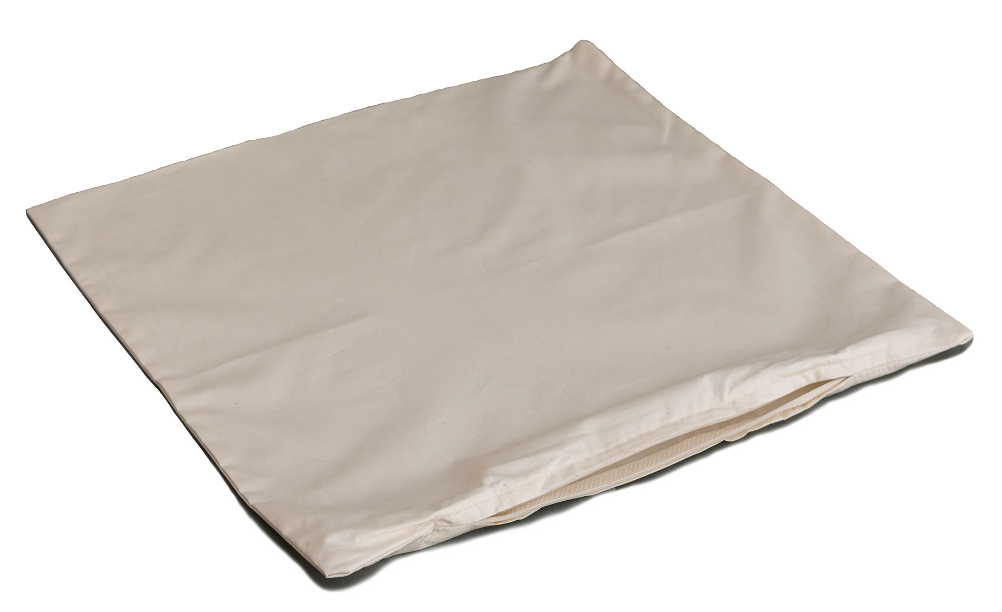 inlett 40x40cm bio baumwolle perkal inletts selber f llen kissenbez ge giraffenland. Black Bedroom Furniture Sets. Home Design Ideas