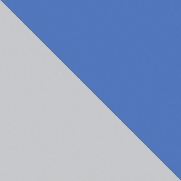 Bio-Stillkissenbezug blau-grau 95