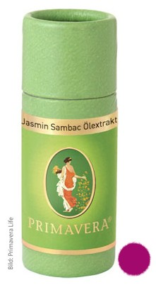 Ätherisches Öl: Jasmin Sambac Absolue 1ml