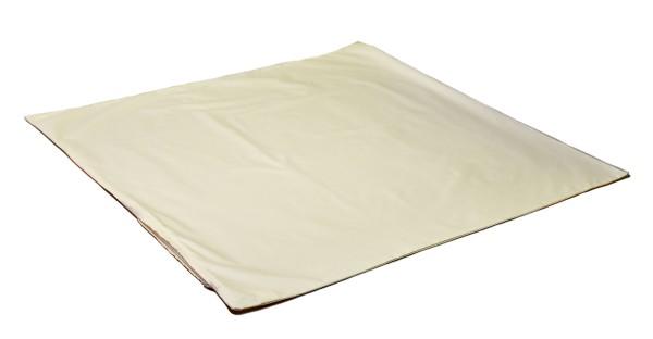 inlett 80x80cm bio baumwolle perkal inletts selber f llen kissenbez ge giraffenland. Black Bedroom Furniture Sets. Home Design Ideas